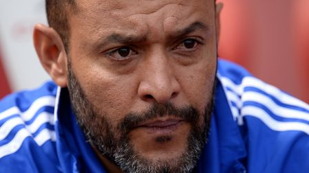 Wolves' chief Nuno Espirito Santo missed out on the EFL Championship manager-of-the-year 12 months a