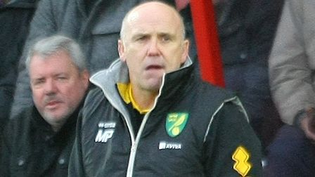Former City coach Mike Phelan is staying at Manchester United as assistant manager. Picture: Paul Ch
