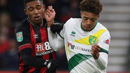 Norwich City proved they could mix it with Premier League opponents at Bournemouth in the League Cup