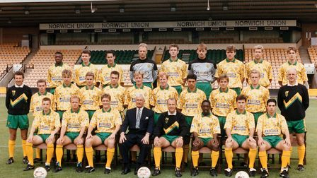 Norwich City's inaugural Premier League squad of 1992-93 included a number of youth products, and we