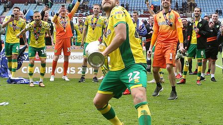 Teemu Pukki took the Championship by storm with Norwich City this season. Picture: Paul Chesterton/F