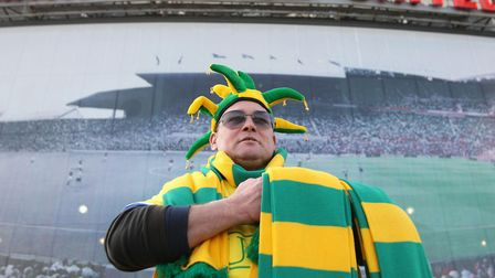 It remains to be seen whether Manchester United will bring out their yellow and green for Norwich Ci
