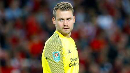 Liverpool goalkeeper Simon Mignolet - are Norwich City interested? Picture: PA