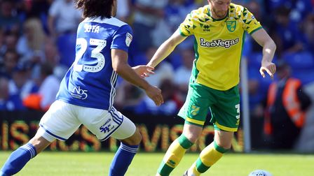 James Husband had limited game time at Norwich City but impressed on loan with Fleetwood Picture: Pa