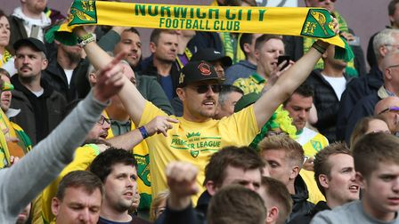 Norwich City's travelling support will have fewer miles to clock in the Premier League compared to a