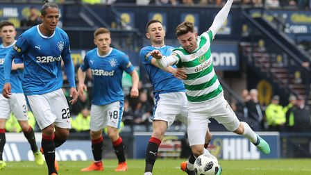 Reported Norwich City loan target Patrick Roberts has spent three seasons on loan at Celtic, since e