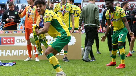 Onel Hernandez was a crucial part of Norwich City's Championship-winning success. Picture: Paul Ches