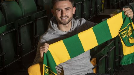 Patrick Roberts - Norwich City's first summer signing, on a season-long loan from Manchester City Pi