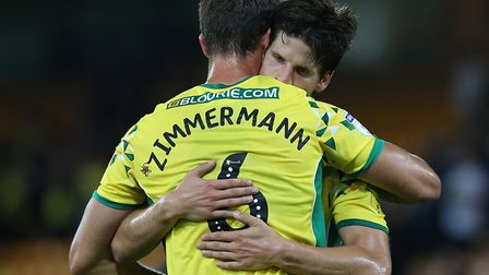 Christoph Zimmermann and Timm Klose were statistically City's strongest defensive pairing this seaso