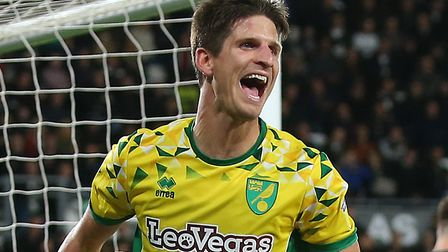 Timm Klose was also signed in January 2016 by the Canaries though Picture: Paul Chesterton/Focus Ima