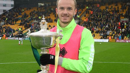 James Maddison was another successful January 2016 signing Picture: Paul Chesterton/Focus Images
