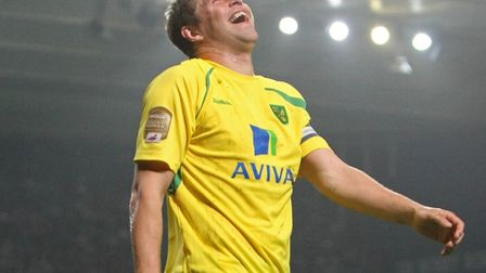 Grant Holt became a legendary figure for Norwich City fans during a successful spell at Carrow Road
