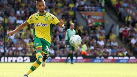Moritz Leitner took plenty of responsibility for Norwich City's set-piece deliveries following James