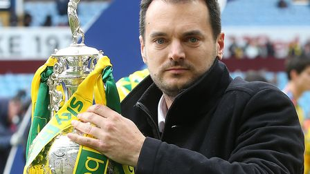 Norwich City sporting director Stuart Webber is playing down reports of interest from Manchester Uni