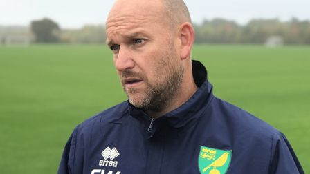 City's academy manager Steve Weaver is sure to be keeping a close eye on Ireland's progress in Franc