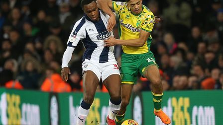 Norwich City left back Jamal Lewis still has unfinished business this season for Northern Ireland Pi