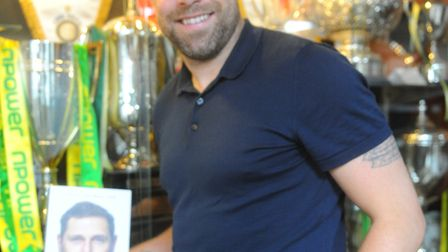Grant Holt's autobiograph, A Real Football Life, has been released Picture: Tony Thrussell