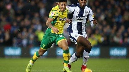 Onel Hernandez became the latest Norwich City player to be rewarded for his Championship efforts wit
