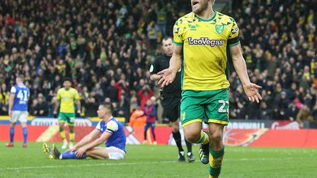 Teemu Pukki was a revelation at Norwich City in the Championship last season. Picture: Paul Chestert
