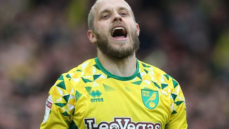 Norwich City striker Teemu Pukki was on target again for Finland on Euro2020 qualifying duty Picture