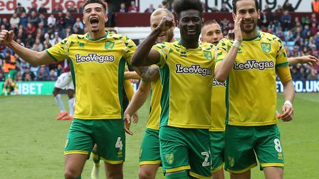 Norwich City's players have some big games to look forward to in the Premier League Picture: Paul Ch