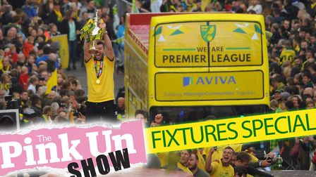The PinkUn Show is LIVE for a summer special, as Norwich City's 2019-20 Premier League fixtures are