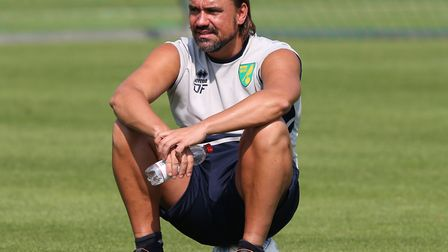Daniel Farke is onto something special at Norwich City for Dean Ashton Picture: Paul Chesterton/Focu
