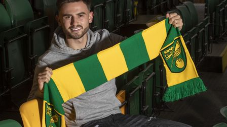 Patrick Roberts was Norwich City's first summer signing, joining on a season-long loan from Manchest