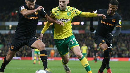 Tom Trybull became an integral part of Norwich City's success during the second half of last season