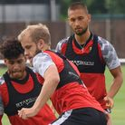 Norwich City's first-team squad were back at Colney for two weeks - before heading out to Germany fo