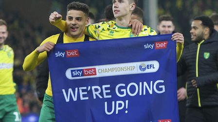 The Canaries collective attitude will be key this coming season Picture: Alan Stanford/Focus Images