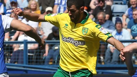 Nelson Oliveira looks set to leave Norwich City Picture: Paul Chesterton/Focus Images Ltd