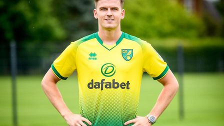 Norwich City have signed Sam Byram from West Ham Picture: Norwich CIty FC
