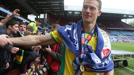 Christoph Zimmermann faces missing the start of Norwich City's Premier League campaign, after pickin