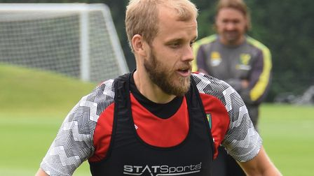 Star striker Teemu Pukki is among the Norwich City players to sign new contracts this summer Picture