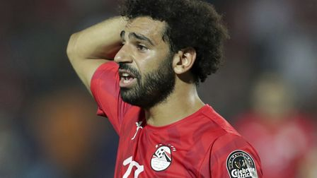 Liverpool star Mohamed Salah and Egypt were knocked out of the African Cup of Nations by South Afric