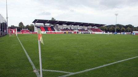 The Liebelt Arena, home of SV Lippstadt Picture: Paul Chesterton/Focus Images