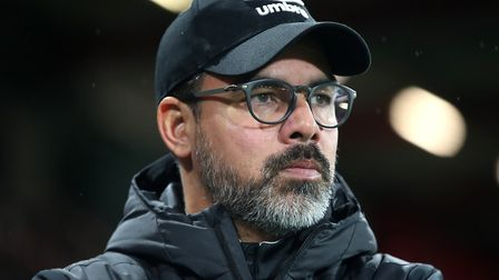 David Wagner kept Huddersfield in the Premier League before things went awry Picture: Adam Davy/PA