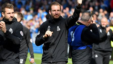 Jan Siewert took over at Huddersfield in January but the former Borussia Dortmund II boss couldn't p
