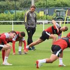 Pre-season kicks up a notch for Norwich City this afternoon when they take on Arminia Bielefeld Pict