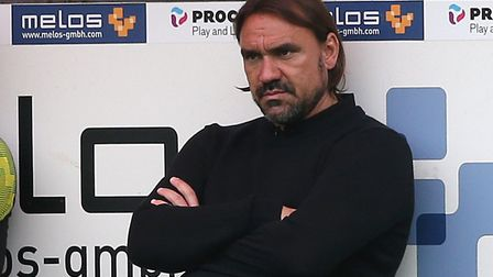 Daniel Farke will experiment over pre-season Picture: Paul Chesterton/Focus Images Ltd