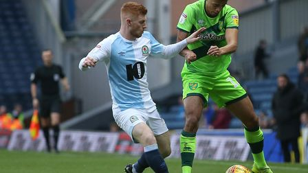 Could Harrison Reed return for a second spell at Norwich City? Picture: Paul Chesterton/Focus Images