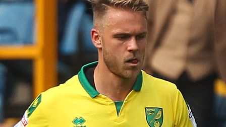 Norwich City have confirmed Marcel Franke's move to Hannover Picture: Paul Chesterton/Focus Images