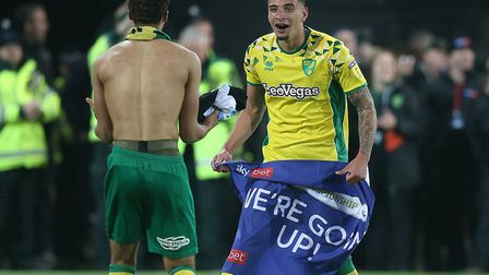 Norwich City defender Ben Godfrey was reportedly attracting interest from some Premier League giants