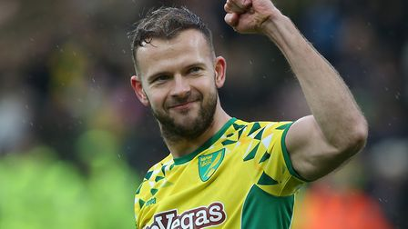 Jordan Rhodes could still be a good fit at Norwich, despite the signing of Josip Drmic Picture: Paul