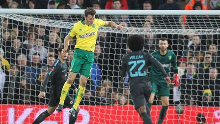 The last time Chelsea came to Carrow Road ended in a 0-0 draw in the FA Cup third round in January 2
