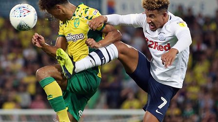 Callum Robinson is not a target for Norwich City Picture: Paul Chesterton/Focus Images Ltd