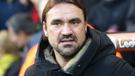 Norwich City head coach Daniel Farke Picture: Paul Chesterton/Focus Images