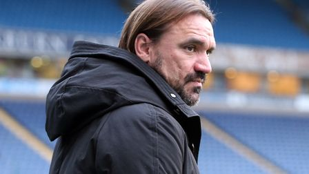 Daniel Farke has carved out a reputation for polishing diamonds at Norwich City. Picture: Paul Chest