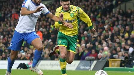 Ben Marshall is one of the fringe players at Norwich City who hasn't initially been given a first-te